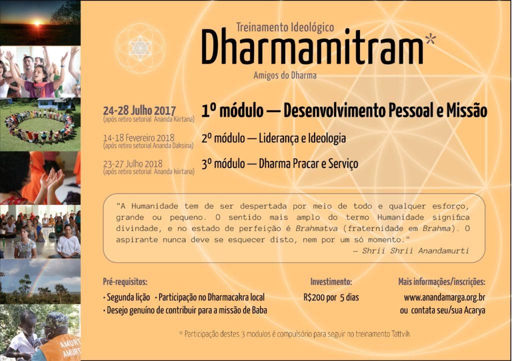 Treinamento Ideológico Dharmamitram