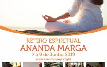 Imagem-flyer do retiro yoga jaragua do sul santa catarina 2019