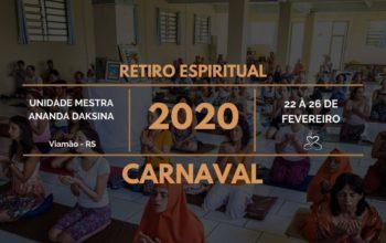 retiro carnaval 2020