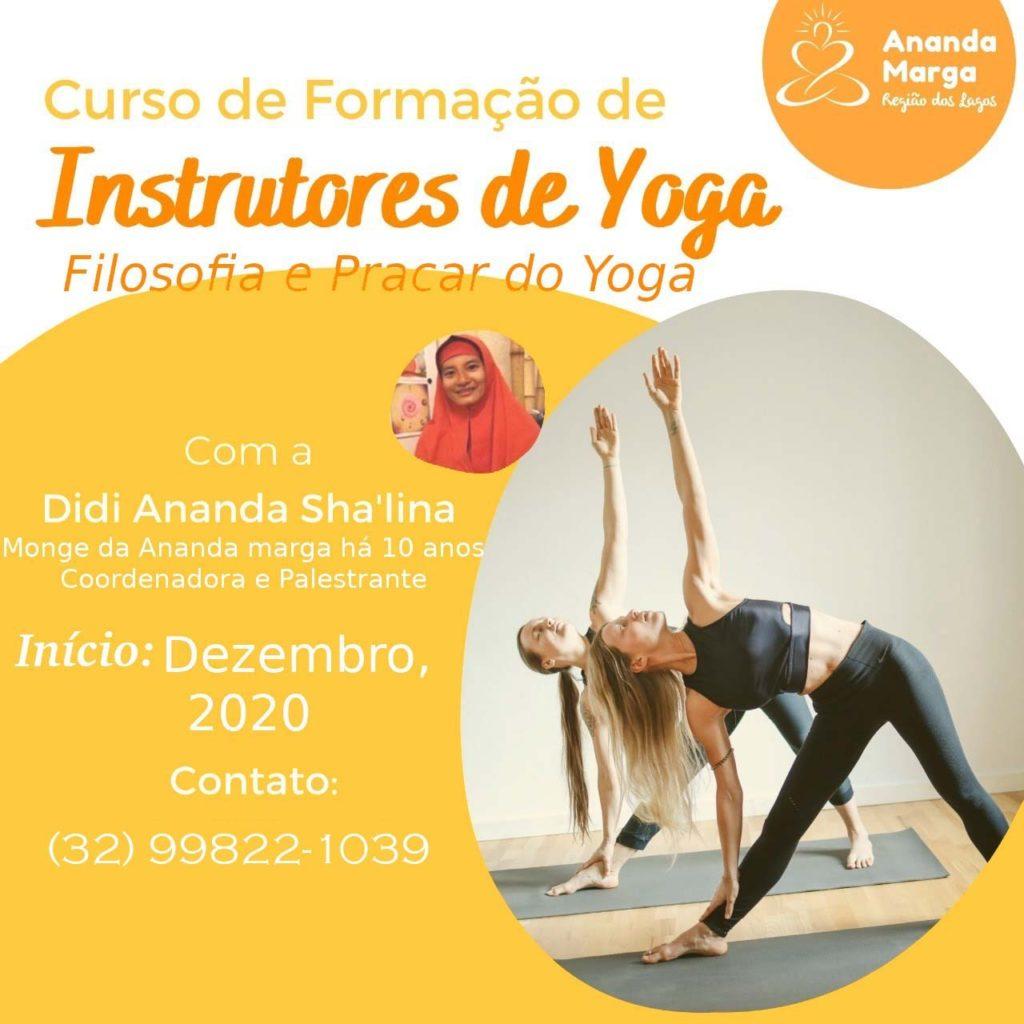 curso de formação Didi Shalina